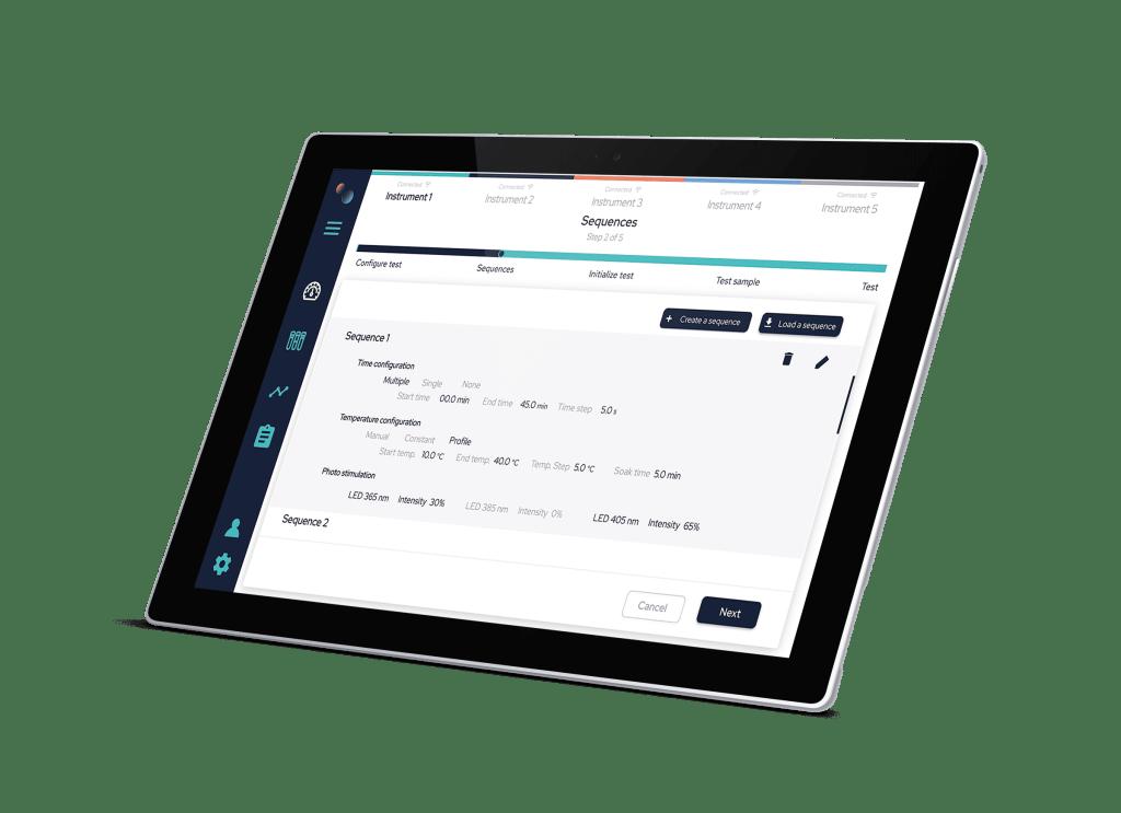 ElastoSens Bio Tablet